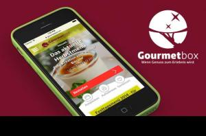 Gourmetbox - Experience culinary delights at home.