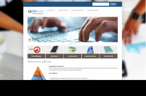 Cybage Quality Management Portal