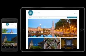Rojomorgan Drupal Case Study Sevilla4Real mobile view