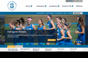 Salve Regina University Screenshots