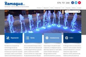 Remagua, SL Website - http://www.remagua.es