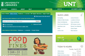 University of North Texas Libraries Plone to Drupal Migration