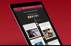 WPI iPad
