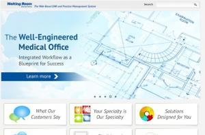 Waiting Room Solutions Web-Based EMR and Practice Management System
