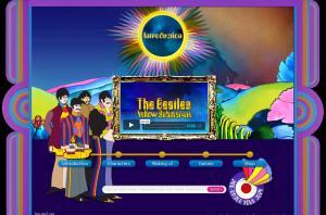 Yellow Submarine Homepage