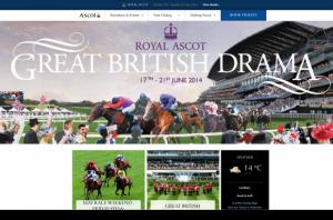 Ascot Racecourse Screenshot