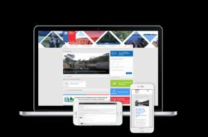 drupal web project government of chile by la drupalera