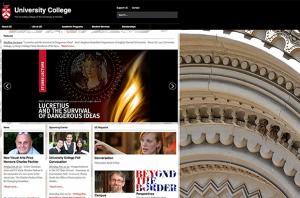 University College - The University of Toronto (homepage)