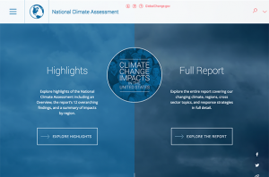 2014 National Climate Assessment homepage