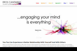 Counselling Psychotherapy Sydney CBD Eros Candusso