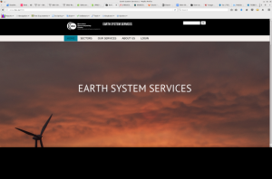 Earth System Services Front