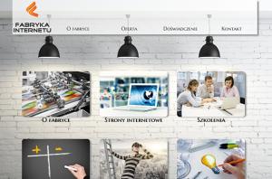 Fabryka Internetu - frontpage