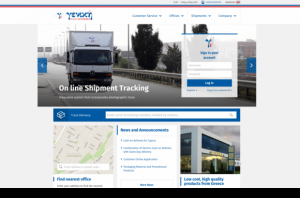 Taxydromiki - Express Courier Services
