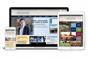 Georgetown University in Qatar (GU-Q) Website