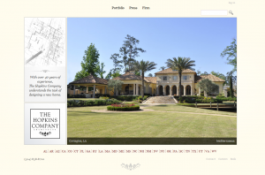 The Hopkins Company Architects Homepage.