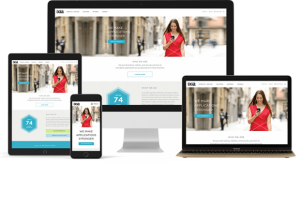 Ixia Website by Chapter Three