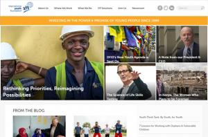 IYF homepage