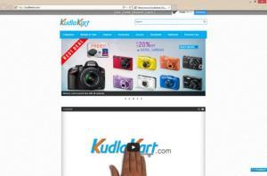 Kudlakart screenshot home