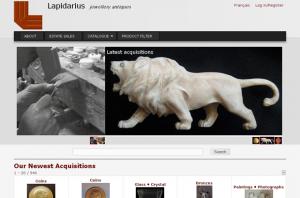 Lapidarius.com jewellery & antiques by Esper Consulting Inc. (esper.ca)