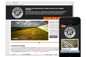 3Coasts/APC Construction: Screenshot 1