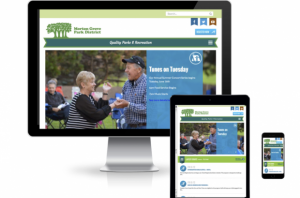 Morton Grove Park District built a new Drupal site with help from Promet Source