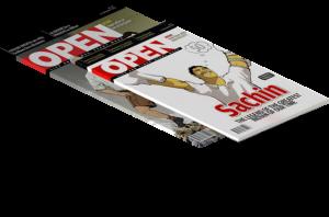 Open The Magazine