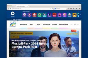 Radio Regenbogen Homepage