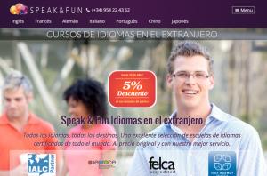 Speak and Fun - Cursos de Idiomas