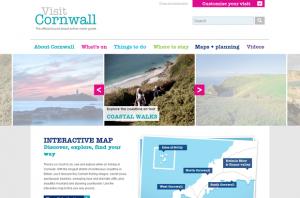 Visit Cornwall Homepage
