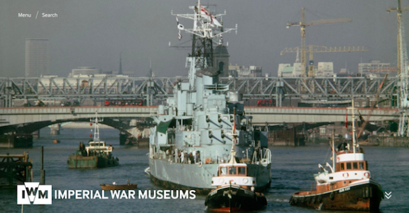Imperial War Museums screenshot