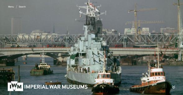 Imperial War Museums screenshot