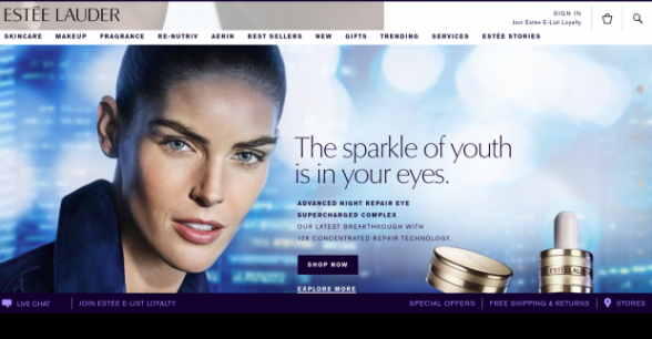 Building a Decoupled LMS for Estee Lauder