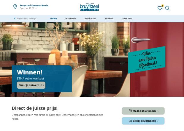 Bruynzeel Keukens Drupal Org
