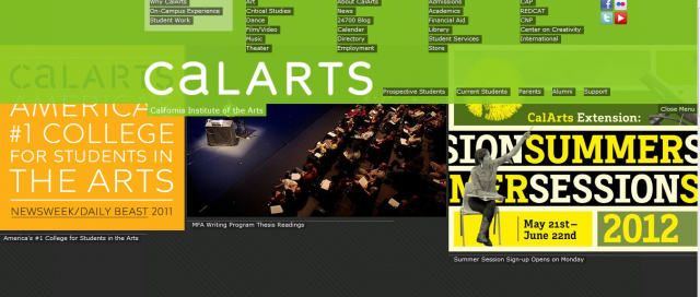 California Institute of the Arts (CalArts) | Drupal org