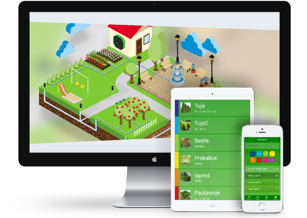Mainstay - Smart irrigation system (IoT project) | Drupal org