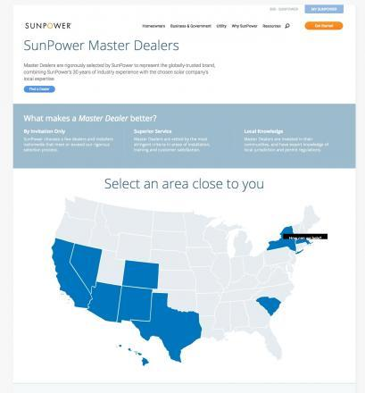 SunPower Master Dealers Hub   Drupal.org on artist map, gta ctw map, gm dealership locator arkansas map, government map, pacific northwest mexico map, little rock zip code map, rockwood oregon map, drama map, make map, bmw dealerships in michigan map, strategy map, gta chinatown wars map, motorcycle map, media map, exchange map, hacker map, company map, omaha on us map, graveyard map, contact us map,