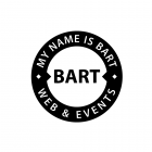 My name is Bart