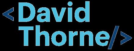David Thorne Ltd logo