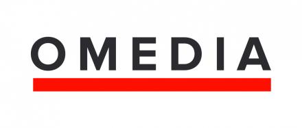 Omedia logo