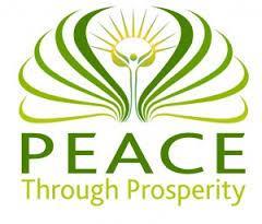 Bring Peace Through Prosperity logo