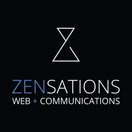 Zensations Web and Communications logo