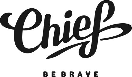"Agency Chief ""Be Brave"" Logo"