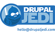 Drupal Jedi Let the force be with you