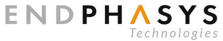 ENDPHASYS Technologies logo