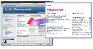 AdSense Content Injector screen shot