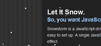 A Christmas Snow.Christmas Snow Drupal Org