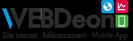 WEBDeon | Création et référencement site internet