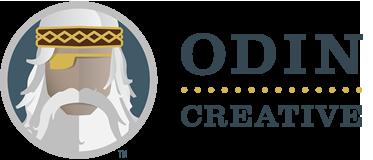 Odin Creative @thinkodin and www.thinkodin.com