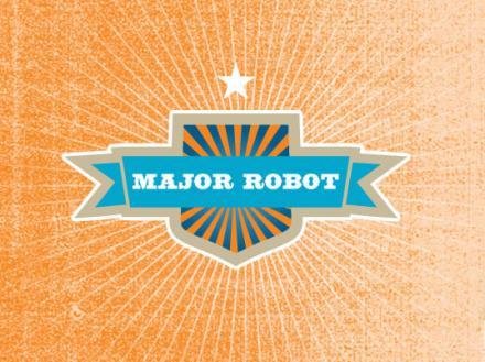 Major Robot logo