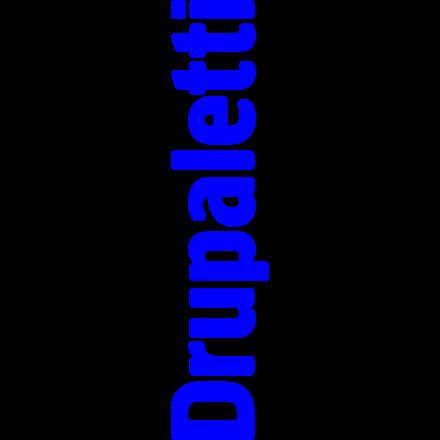 Drupaletti Oy logo